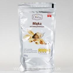 Mąka Sojowa Premium, Ol'Vita 250g