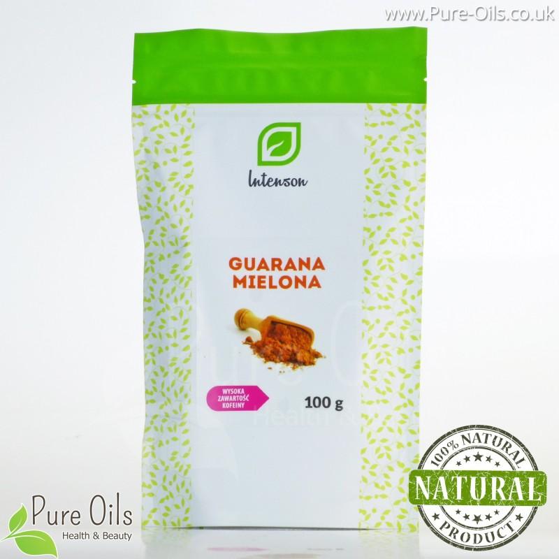 Guarana Powder, Intenson - 100 and 200 g