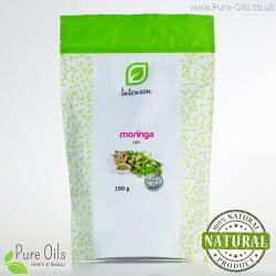Moringa - liście, Intenson