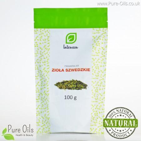 Swedish Herbs, Intenson 100g