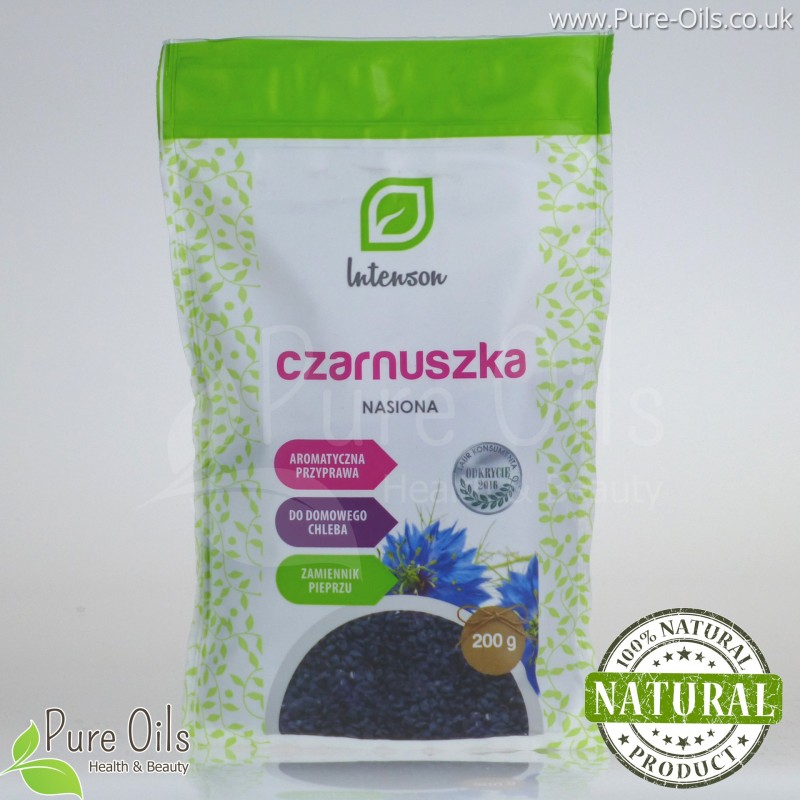 Black cumin seed, Intenson