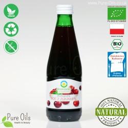 Cranberry Juice - Pressed, NFC, Organic, BioFood