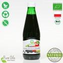 Blackcurrant-Apple Juice - Pressed, NFC, Organic, BioFood