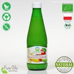 Sok Bananowo-Jabłkowy, ekologiczny, tłoczony, NFC, BioFood