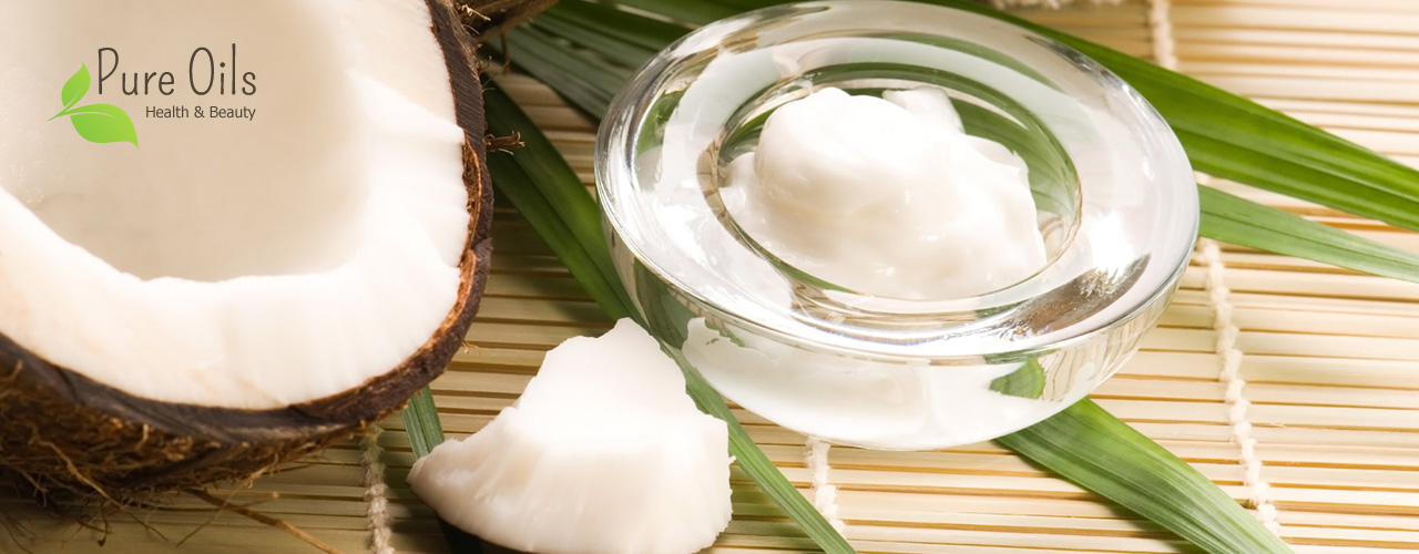 Coconut oil unrefined - properties