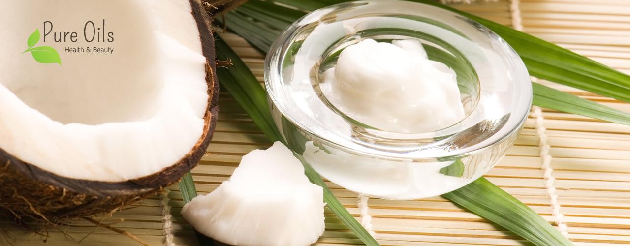 Olej kokosowy nierafinowany - właściwości