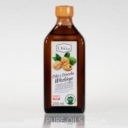 Walnut oil, cold-pressed and crude Ol'Vita 250 ml