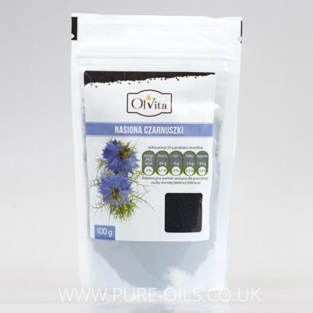 Black Cumin Seeds / Nigella seeds Ol'Vita 100g