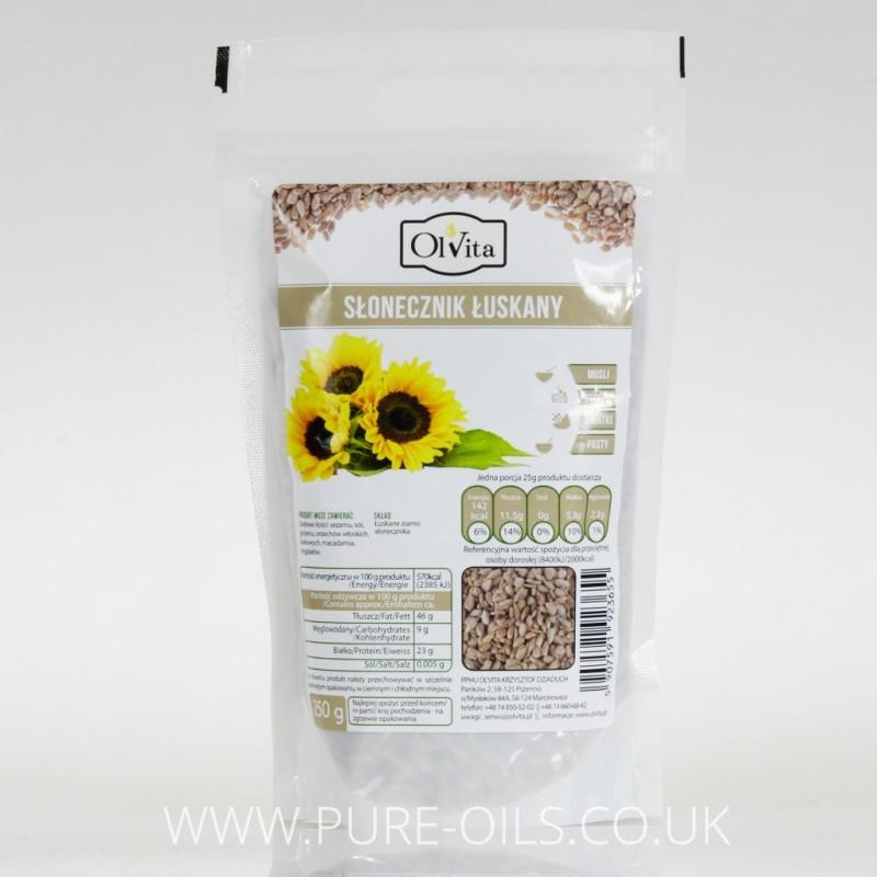 Shelled Sunflower Seeds - Ol'Vita 250 g