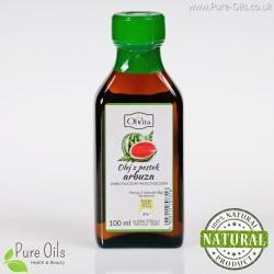 Watermelon seed oil, unrefined, cold-pressed, Ol'Vita - 100 ml