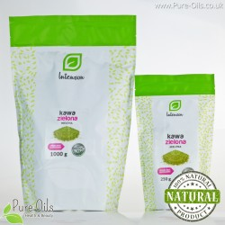 Green Coffee ground - Brazylia Santos, Intenson - 250 g and 1kg