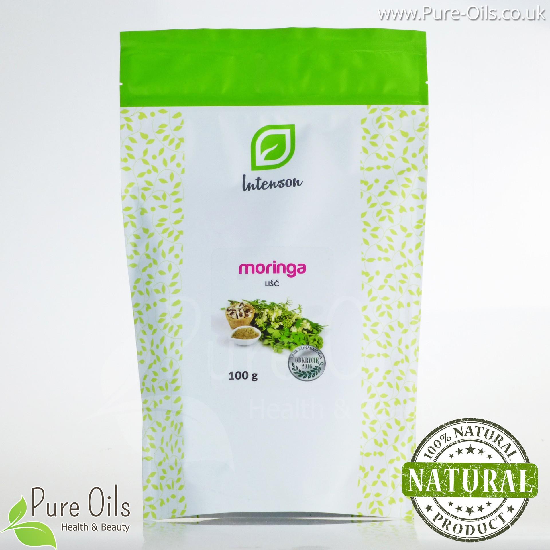 Moringa - liście, Intenson - 100 g