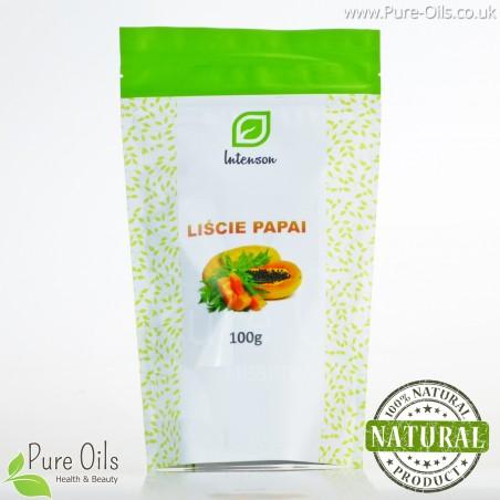 Liście Papai, Intenson - 100 g