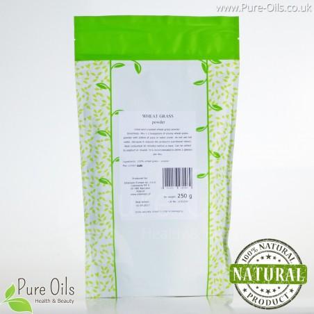 Wheat Grass - powder, Intenson 250g