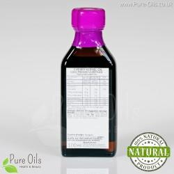 Olej z Pestek Wiśni - zimnotłoczony, nierafinowany Ol'Vita