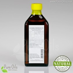 Evening Primrose Oil - cold pressed, unrefined Ol`Vita