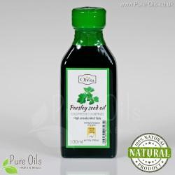 Parsley Seed Oil - Cold Pressed, Unrefined, Ol'Vita 100ml