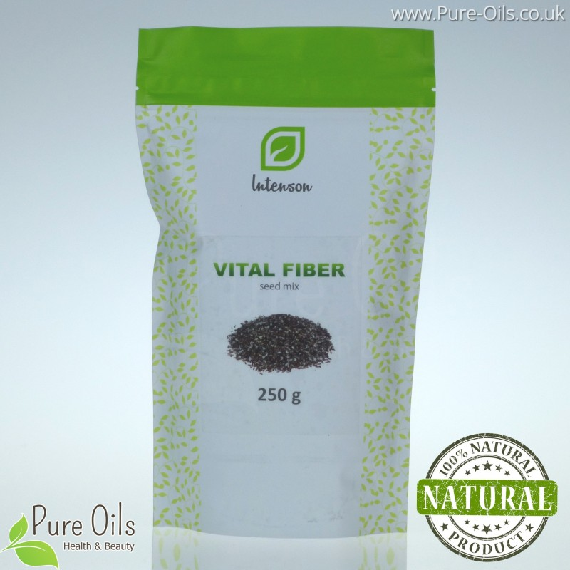Vital Fiber - seed mix, Intenson - 250 g and 1 kg