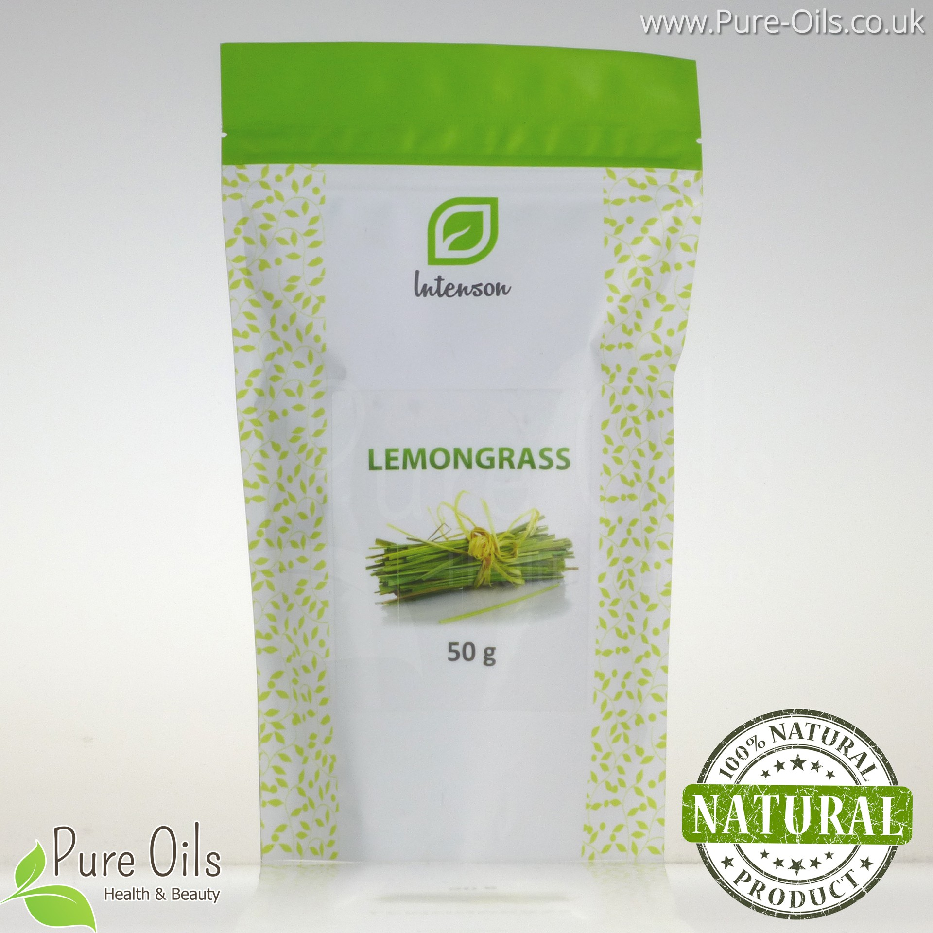 Lemon Grass, Intenson 50g