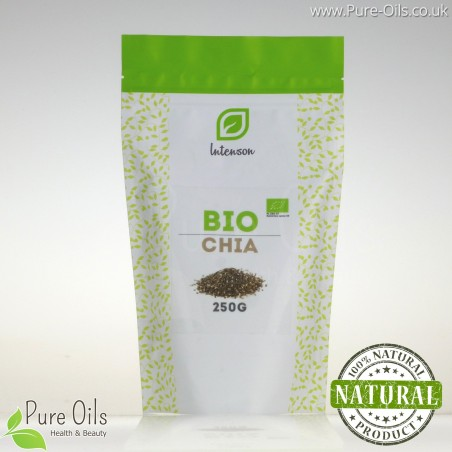 Chia seeds - Bio, Intenson 250g