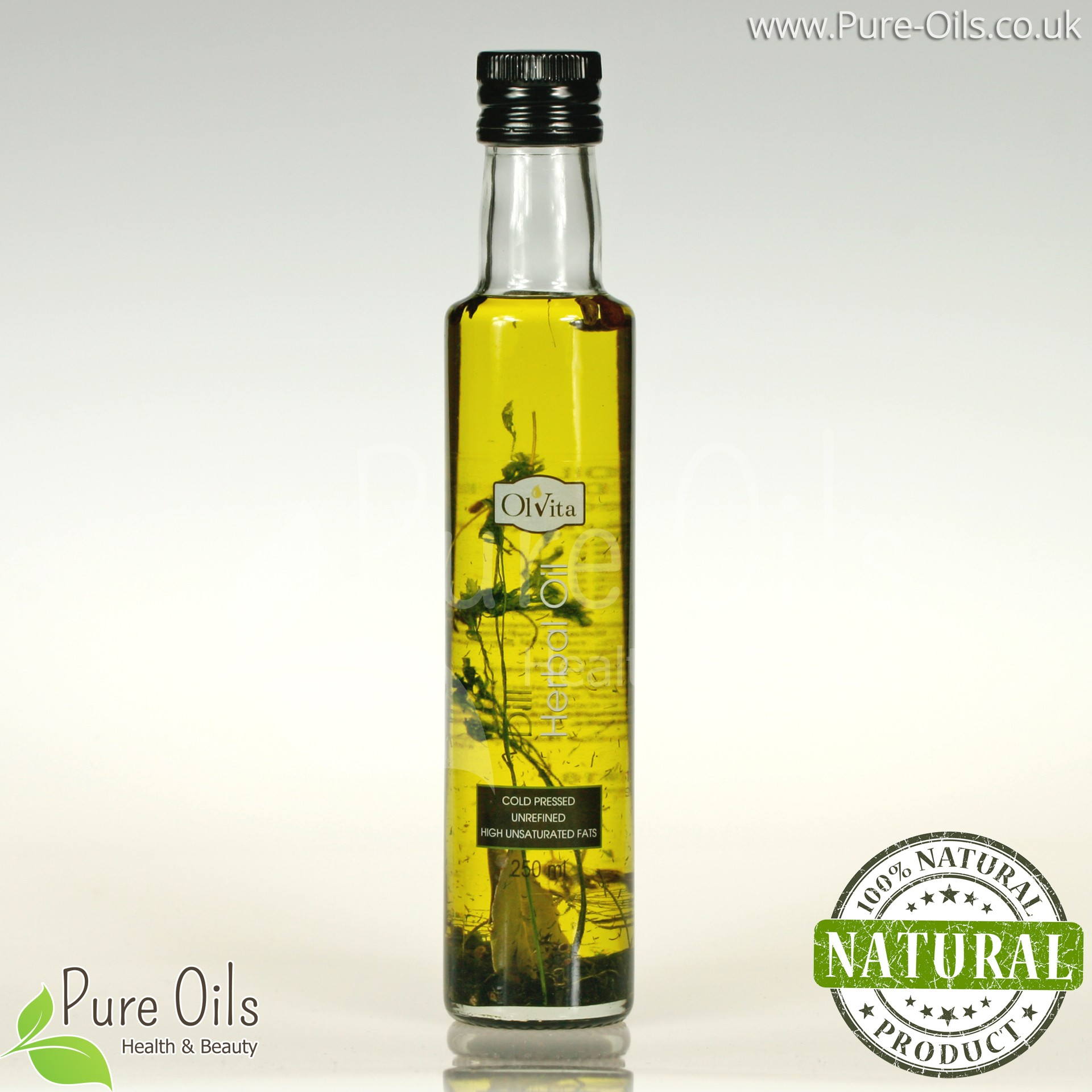 Dill Herbal oil, cold-pressed and crude Ol'Vita