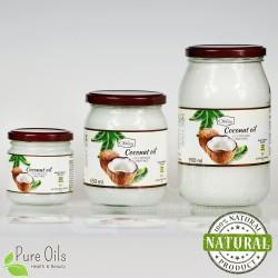 Olej kokosowy zimnotłoczony, Ol'Vita - 0.2, 0.45 i 0.9 l