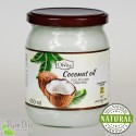 Coconut oil, cold-pressed, unrefined Ol'Vita