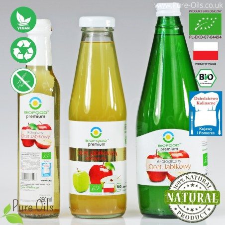 Apple Vinegar, Biofood