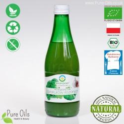 Broccoli Juice  – Lactic Acid Fermented, Organic, BioFood