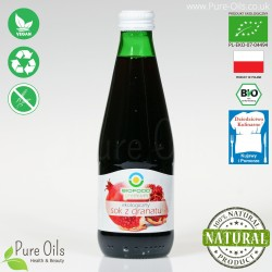 Pomegranate Juice - Pressed, NFC, Organic, BioFood