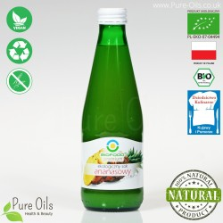 Pineapple Juice - Pressed, NFC, Organic, BioFood