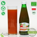 Carrot-Apple Juice - Pressed, NFC, Organic, BioFood