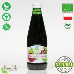 Apple-Beetroot Juice - Pressed, NFC, Organic, BioFood