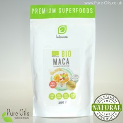 Maca-Root Powder - Bio, Intenson