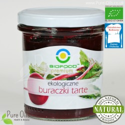 Beetroot Puree - Organic, BioFood