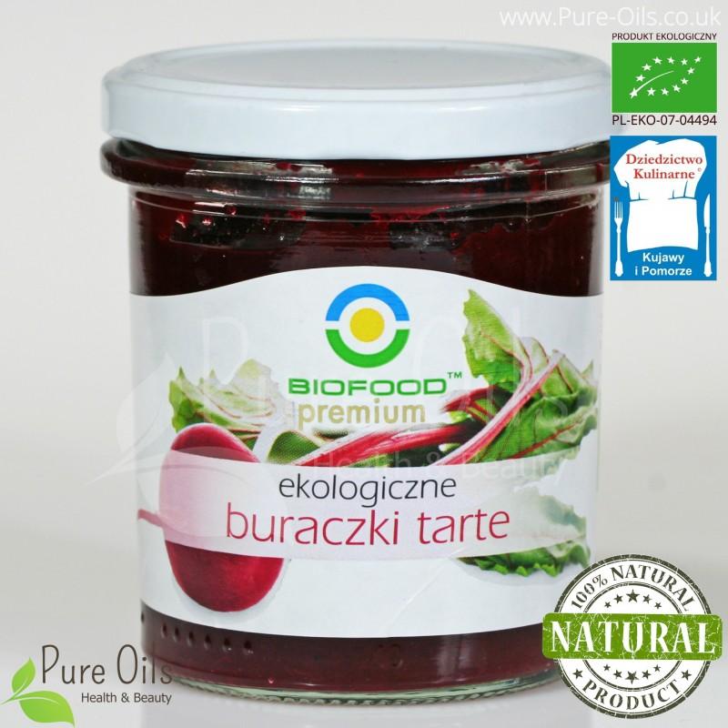 Beetroot Puree - Organic, BioFood