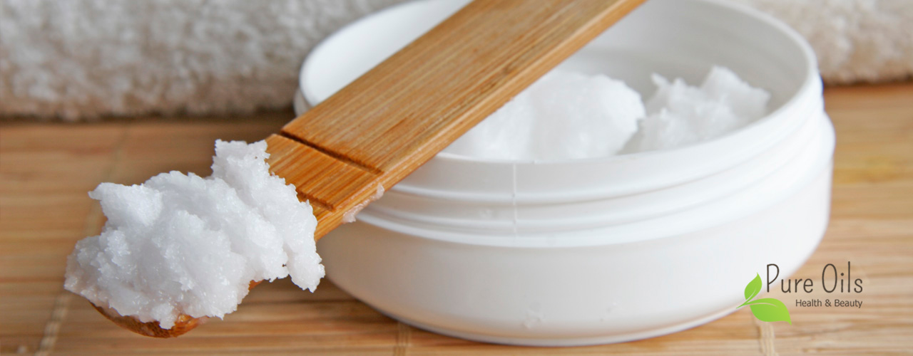 Natural hair conditioner - coconut oil